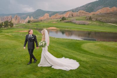 Starlene + Scott | Arrowhead Golf Course Wedding Photos