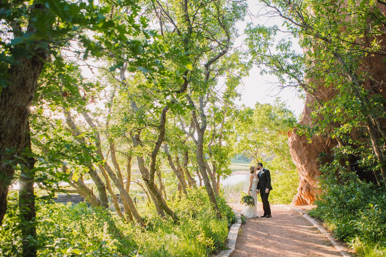 Rebecca + Timothy | Summer Wedding at Arrowhead Golf Course