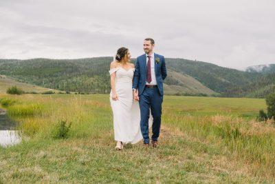 Rebecca + Benjamin | Strawberry Creek Ranch Wedding Colorado Summer