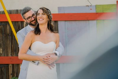 Meaghan & Pat | Downtown Denver Space Gallery Wedding by Nate