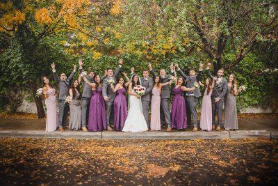 Laureen + Ken   Regency Garden Wedding by David