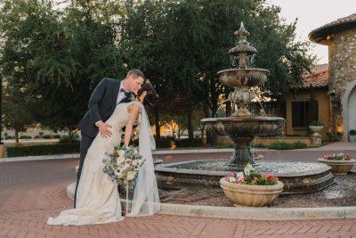 Amanda + Chris   Gilbert, Arizona Villa Siena Wedding by Cyndi