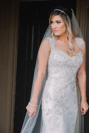 Phoenix wedding photograph of bride on her wedding day
