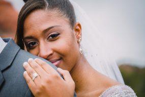 Phoenix Wedding Photography of bride on wedding day