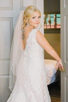 Phoenix wedding photography bridal portrait