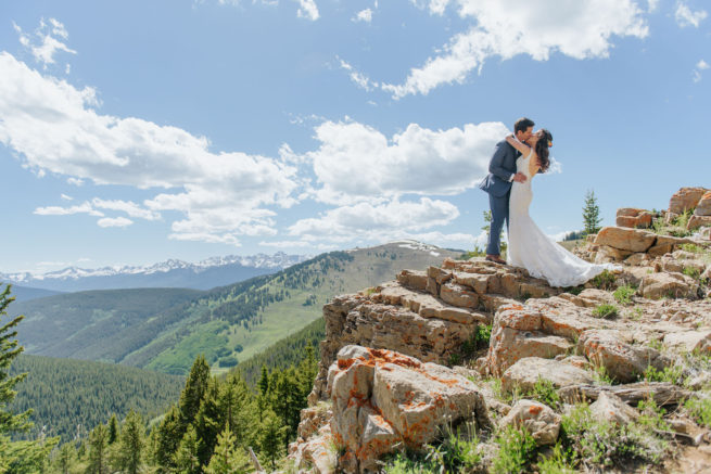 10 of the Most Stunning Outdoor Wedding Venues in Colorado