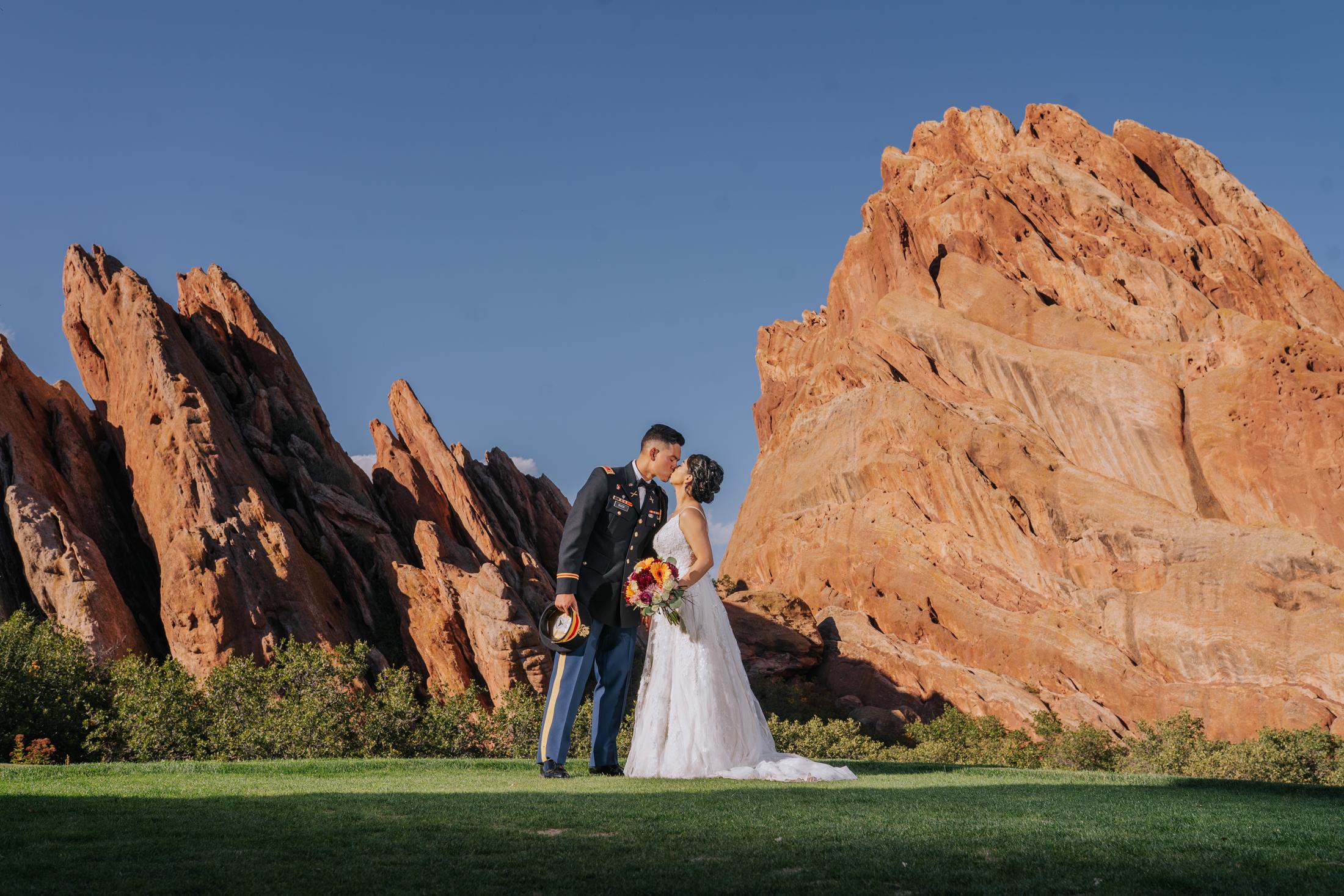 Arrowhead Golf Club Colorado Wedding