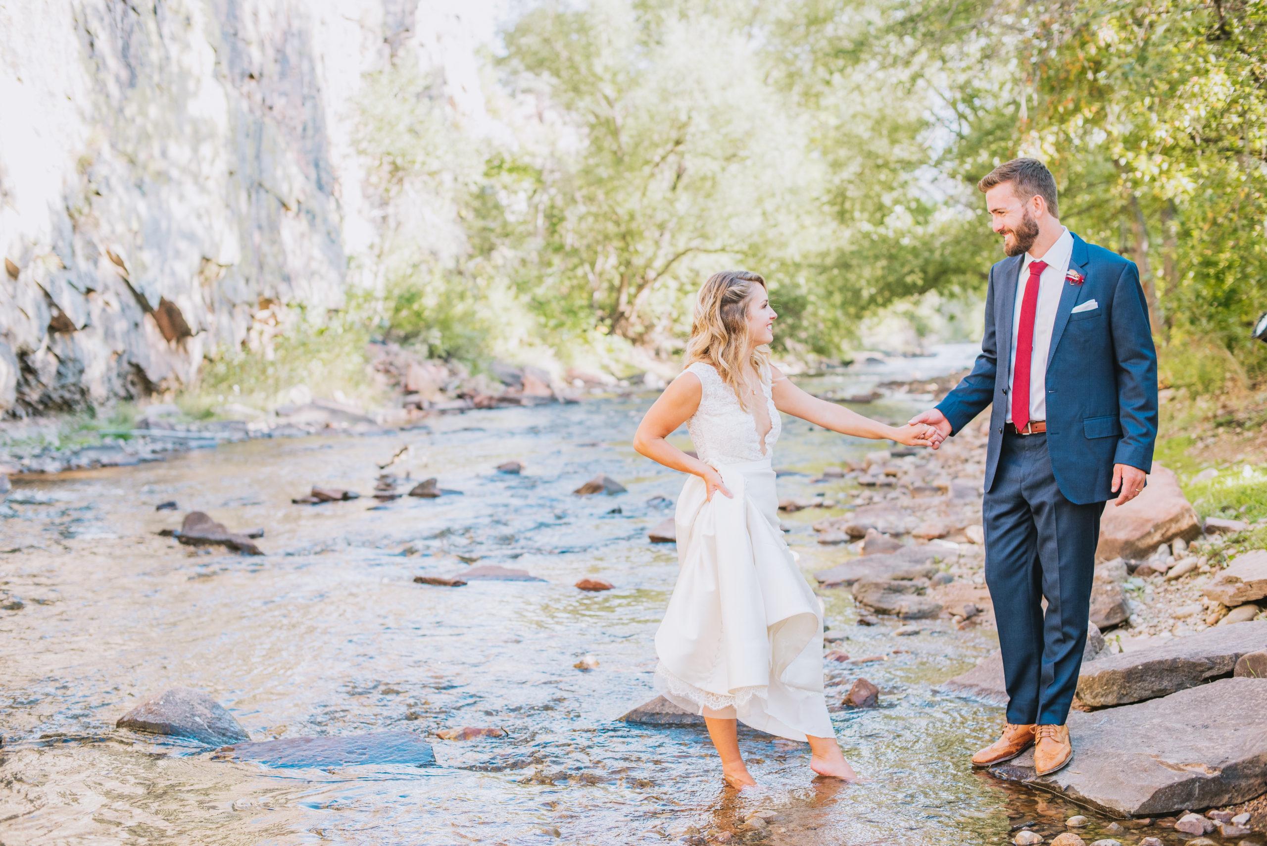 Planet Bluegrass Colorado Wedding