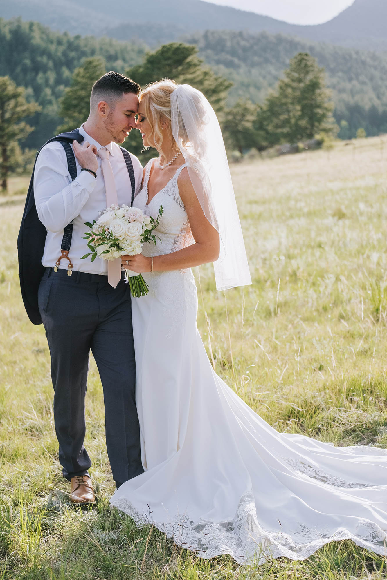 wedding day poses