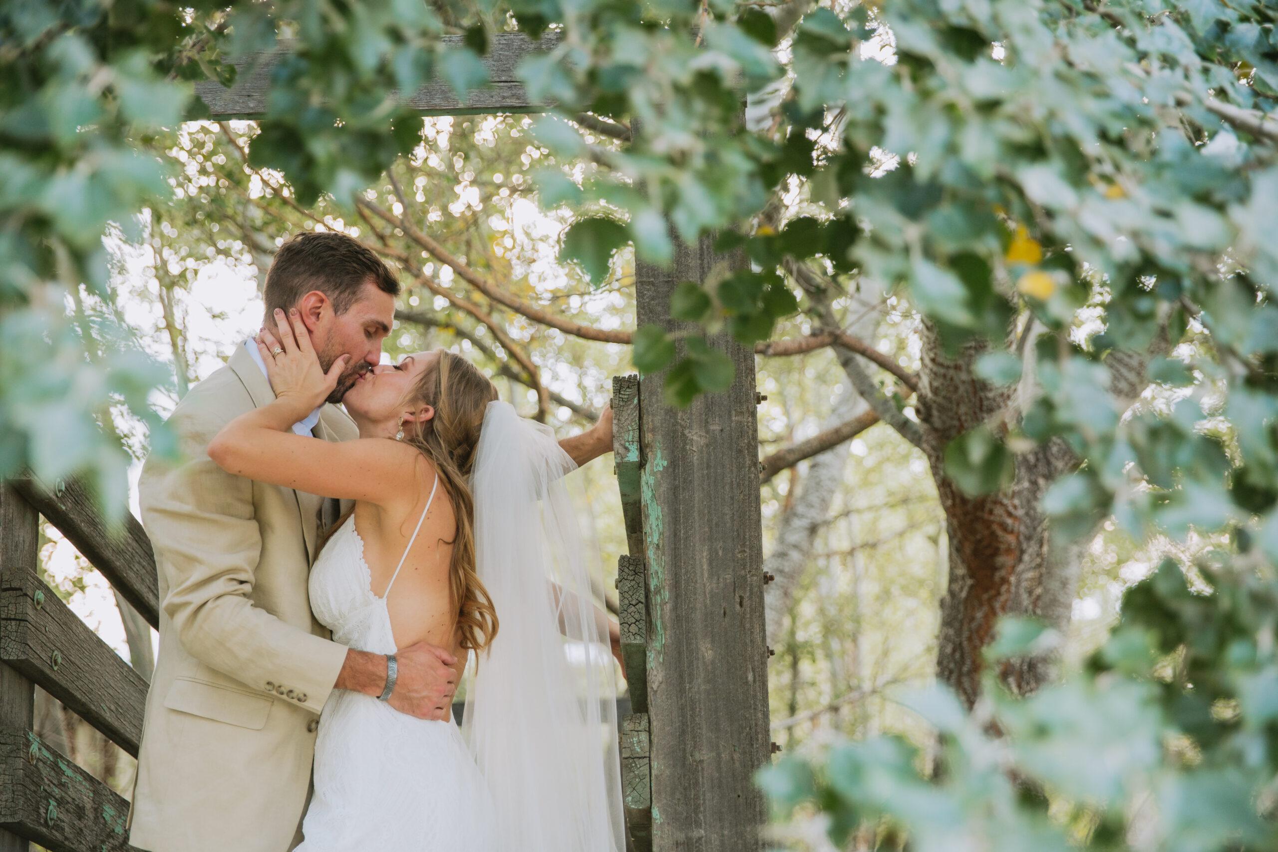 Christine + Jeremy | Rockin' S Ranch Micro Wedding in Johnstown Colorado