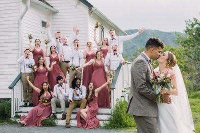 Sara + Tyler | The Golden Hotel Summer Wedding Photos