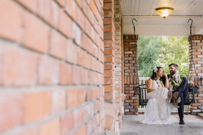 Jenna + Andrew | Grace Commons Church Ceremony + Lionsgate Center Reception Summer Wedding